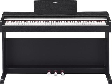 YAMAHA YDP143 PIANOFORTE DIGITALE BLACK YAMAHA YDP143B