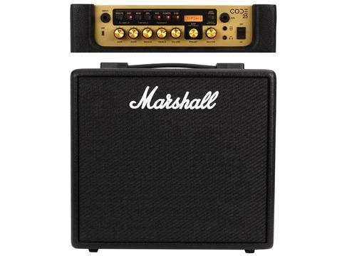 MARSHALL CODE 25 COMBO DIGITAL 1X10 AMPLIFICATORE DIGITALE PER CHITARRA MARSHALL