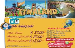 Bus e Ingresso per Etnaland - PROMO