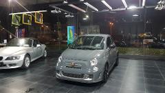 Abarth 500 595 Competizione Benzina