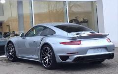 Porsche 911 991 TURBO S Benzina
