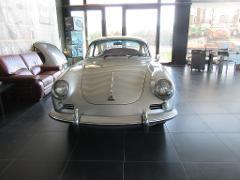 Porsche 356 1600 S Benzina