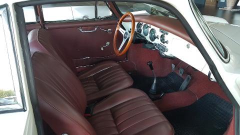 Porsche 356 B Benzina