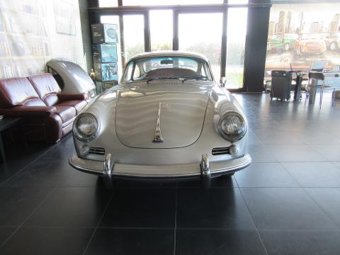 Porsche 356  Benzina