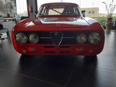 Alfa Romeo GT COMP.STORICA Benzina