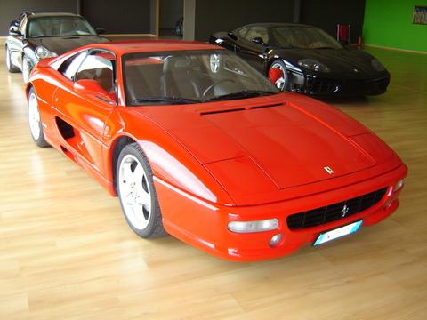 Ferrari F355  Berlinetta Benzina