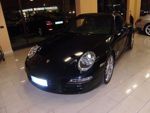 Porsche 997 4S Targa Benzina