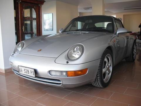 Porsche 993 carrera cabrio 3,6 272cv Benzina
