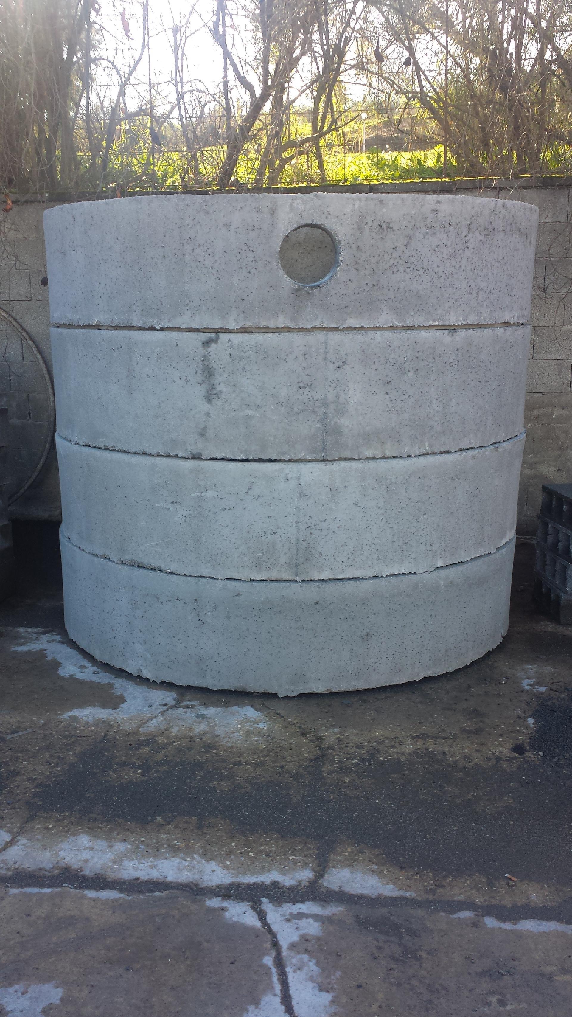 Anelli In Cemento Per Pozzi E Fosse Imhoff Manufatti In Cemento