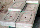 Coperchi ispezionabili Manufatti in Cemento Fortunato