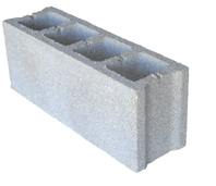 Blocchi in cemento Maufatti in cemento Fortunato 15x20x40