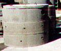 Anelli in cemento per pozzi e fosse imhoff Manufatti in Cemento Fortunato