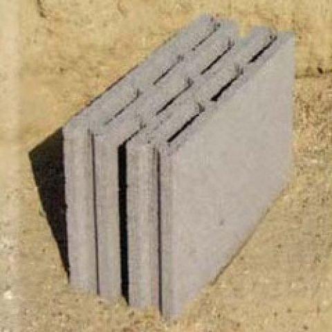 Blocchi in cemento Manufatti in Cemento Fortunato 20x25x50