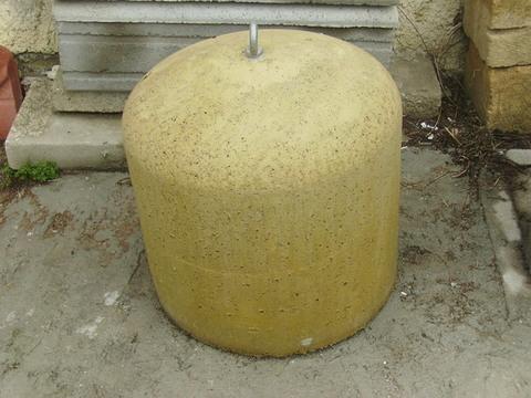 Dissuasori di sosta in cemento Manufatti in Cemento Fortunato