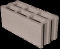 Blocchi in cemento Manufatti in Cemento Fortunato 25x25x50