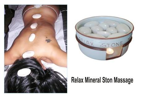 RITUALE INDIANO RELAX MINERAL STONE