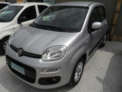 Fiat Panda 1.2 BZ LOUNGE 69CV CERCHI + BLU&ME 01/2016 Benzina