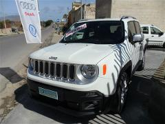 Jeep Renegade 1.6 Mjet 120 CV Limited+Navi 6.5+Pelle Diesel