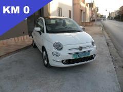 Fiat 500 1.2 BZ LOUNGE 69CV CERCHI + BLU&ME Benzina