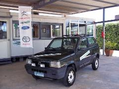 Fiat Panda 4x4 SISLEY Benzina