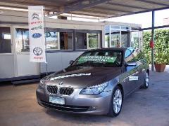 BMW Serie 5 Touring 3.0 FUTURA CAMBIO AUTOMATICO Diesel