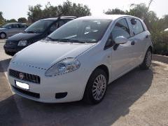 Fiat Grande Punto Van 4 posti N1 Diesel