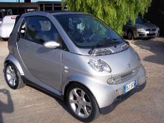 Smart Cabrio PASSION Benzina