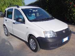 Fiat Panda van 4 POSTI AUTOCARRO Benzina