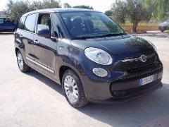 "Fiat 500L POP STAR ""LIVING"" Diesel"