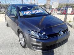 Volkswagen Golf technology Diesel