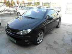 Peugeot 206 CC 1.6 GPL 16V CC RC Line GPL / Benzina