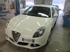 Alfa Romeo Giulietta 1.6 M.JET DISTINTIVE+NAVIGATORE Diesel