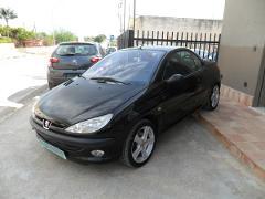 Peugeot 206 CC 1.6 BENZINA Benzina