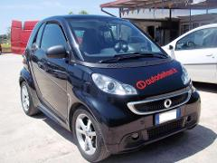 Smart Fortwo COUPE' MHD  Benzina