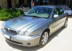 Jaguar X-Type exclusive Diesel