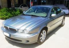 Jaguar X-Type exclusive Diesel