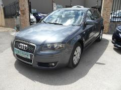 "Audi A3 Sportback 2.0 TDI 140CV ATTRACTION ""A RILIEVO"" Diesel"