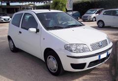 Fiat Punto ACTIVE Benzina