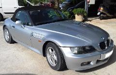 BMW Z3 Roadster Roadster Benzina