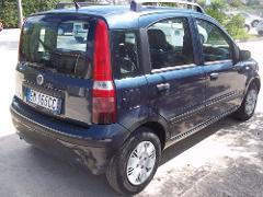 Fiat Panda  GPL / Benzina