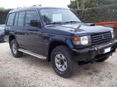 Mitsubishi Pajero Wagon SS GLS Executive Diesel