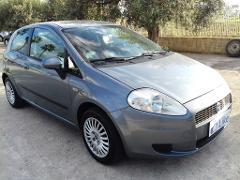 Fiat Grande Punto DYNAMIC GPL