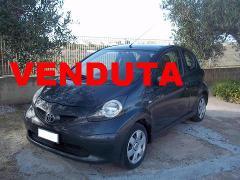 Toyota Aygo 1ª SERIE Benzina