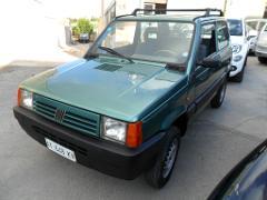 Fiat Panda 4x4 1.1 Fire 55CV 4X4 + Gancio Traino Benzina