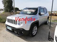 Jeep Renegade Limited (tuo da €257 al mese e VGF da € 14.500) Diesel
