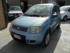 Fiat Panda 4x4 1.2 4X4 60CV CLIMBING Benzina