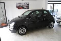 Fiat 500 1.2 BZ LOUNGE 69CV CERCHI + BLU&ME ANNO 2015 Benzina