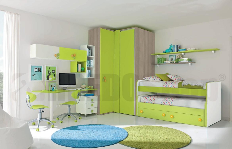 Camerette Per Bambini Ecologiche : Camerette per bambini ragazzi trapani colombini linea