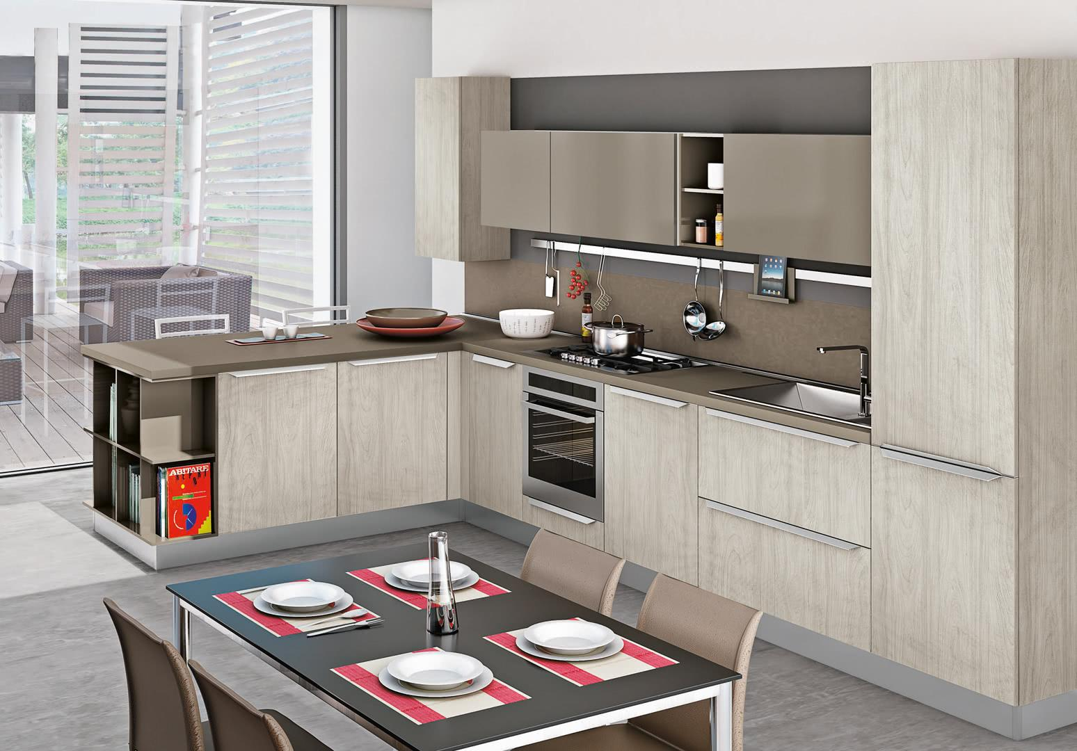CUCINA COMPONIBILE CREO KITCHENS GAYLA