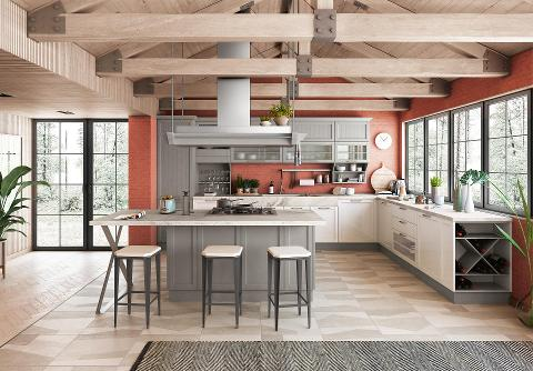 CUCINA CONTEMPORANEA CREO KITCHENS CONTEMPO